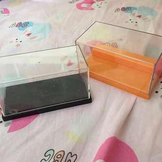 長方形模型盒 -90%新 長14.5cm 闊75cm 高70cm - 一個 $15