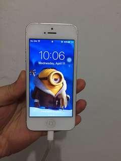 TURUN HARGA iphone 5 16gb