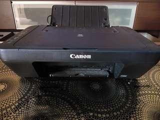 Canon Printer E400 (Boleh Photocopy)