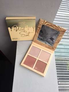 Kylie Cosmetics The Wet Set Pressed Powder Highlighter / Shading