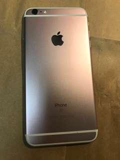 iPhone 6s Plus 128gb rose gold 玫瑰金