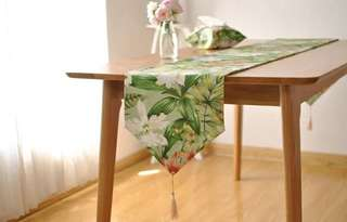 Tropical Table Runner No. 3