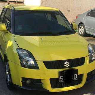 Suzuki swift sport 1.6 auto Keyless