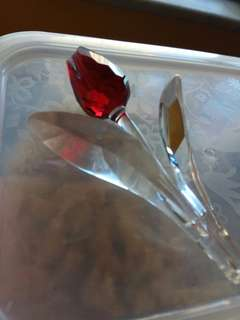 Swarovski 水晶玫瑰
