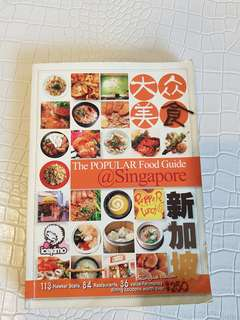 The Popular Food Guide @ Singapore