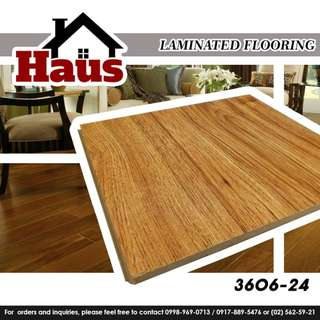 Haus Laminated Flooring
