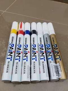 ZEBRA Paint Markers