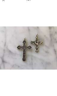 Sterling Silver Crosses