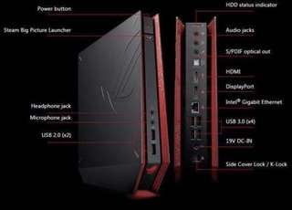 ASUS ROG GR6 GAMING PC