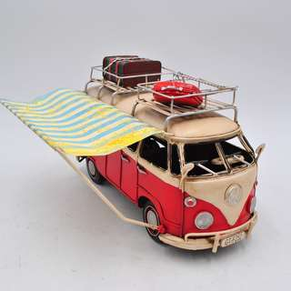 Replica Vintage 1962 VW CAMPER BUS model