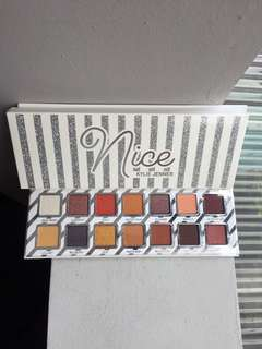 Kylie Jenner Nice Eyeshadow Palette Holiday Edition