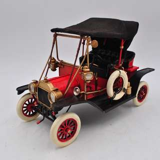 Replica Vintage 1911 FORD T RUNABOUT 1:12-SCALE