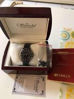 詩丹麗 陶瓷鑽錶