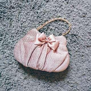 [BN] Naraya Women Ladies Pastel Pink Classy Bag