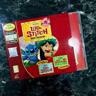 Lilo & Stitch Original Animation VCD
