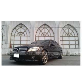 2008年-賓士-C300 (熱門車款.車況優) 買車不是夢想.輕鬆低月付.歡迎加LINE.電(店)洽