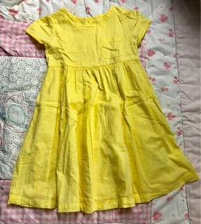 (#4)Yellow Dress