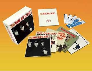 CD BOXSET The Beatles. JAPAN NEW SEALED. 5 DISCS