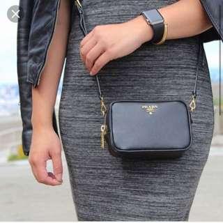 Prada mini bag crossbody bag