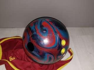 Track Hx10 bowling ball 14lbs