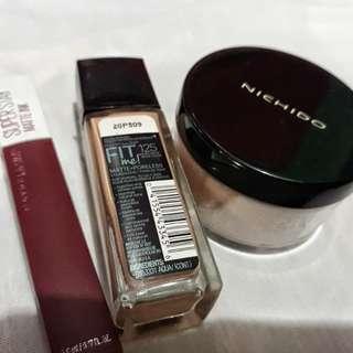 Preloved Cosmetics
