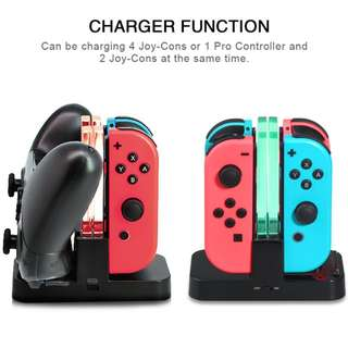 DOBE NINTENDO Switch Charging Dock 充電插