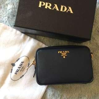 Prada mini crossbody bag
