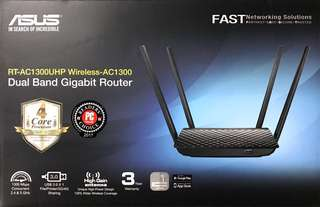 ASUS RT-1300UHP Wifi Router | Unifi TIME Maxis