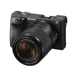 New Sony A6500 with 18-135mm OSS Kit (Free 64GB Card)