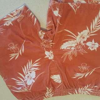STUSSY swim shorts summer