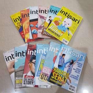 Majalah Intisari 12 buah (bundling)