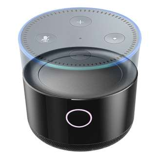 188. Fremo EVO Amp'd - an intelligent battery base with bluetooth speaker For Amazon Echo Dot
