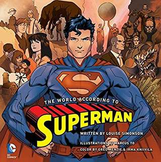 The World According to Superman ( The price listed for this book is inclusive of the shipping charges for West Malaysia)