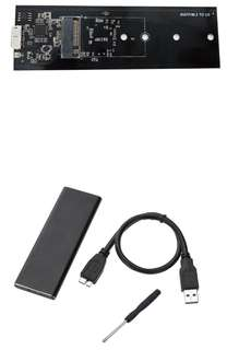 M.2 SSD Enclosure to USB 3.0 Converter - Cheapest