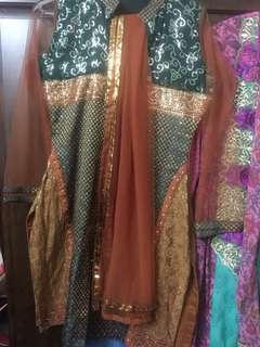 Punjabi Suit for rent