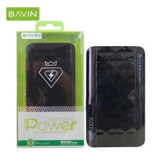 ORIGINAL BAVIN 6000mAh Diamond Powerbank