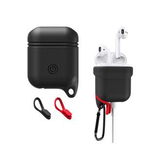 Waterproof Silicone Case for Apple AirPods Charging Case