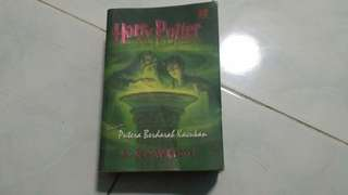 Harry Potter Putera Berdarah Kacukan vol 6