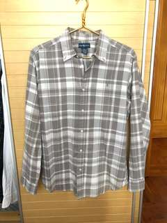 Polo by Ralph Lauren 格仔恤衫, 100%Real , 95%New