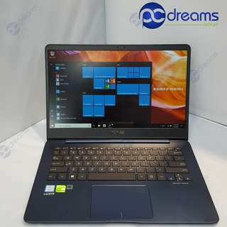 ASUS ZENBOOK UX430UQ - GV148T [FACTORY REFRESHED] [PC Dreams Outlet]