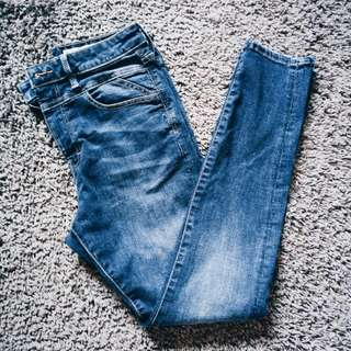 [BN] EDC Esprit High Skinny Fit Jeans