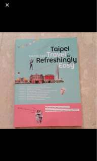 Taipei guide book - 2017