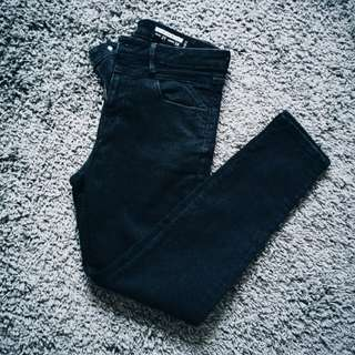 [BN] EDC Esprit High Skinny Black Jeans