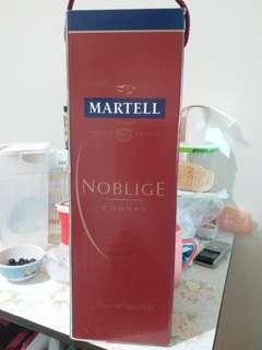 Martell noblige cognac 3L
