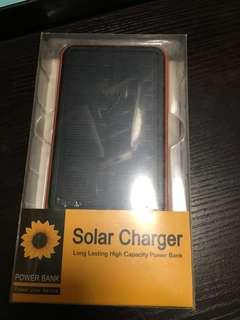 太陽能 移動充電器