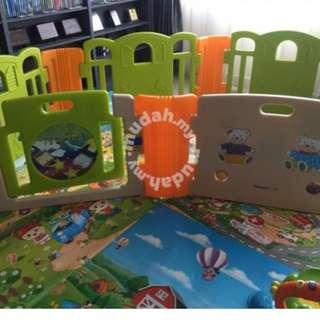 Baby Play Yard Korean Brand
