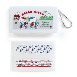 Japan Sanrio Hello Kitty Adhesive Plaster with Case
