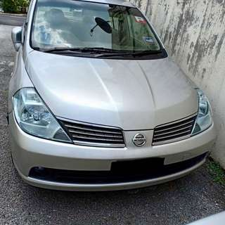 Nissan Latio 1.8(A) 2007