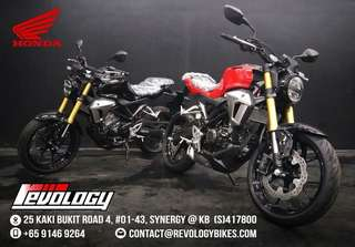Honda CB150R Ex Motion