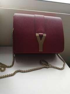 Maroon Bag from KOREA